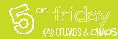 5 on Friday: Banana Lover's Edition