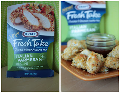 Chicken Nuggets made with #KraftFreshTake & a giveaway