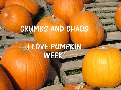 I LOVE PUMPKIN WEEK – PUMPKIN CHILI!