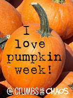 Pumpkin Pie Shakes times THREE!