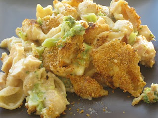Broccoli, Chicken Mac & Cheese