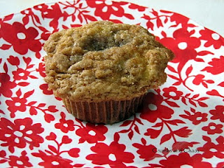 Brown Sugar Crumble Banana Muffins