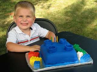 Happy Birthday the Duplo Way!