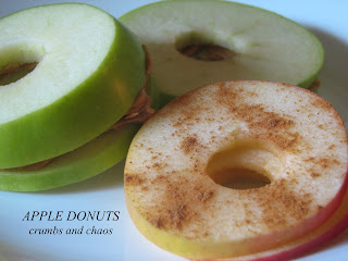 "Apple ""Donuts"""