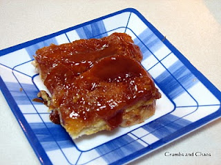 Cinnamon Bun French Toast