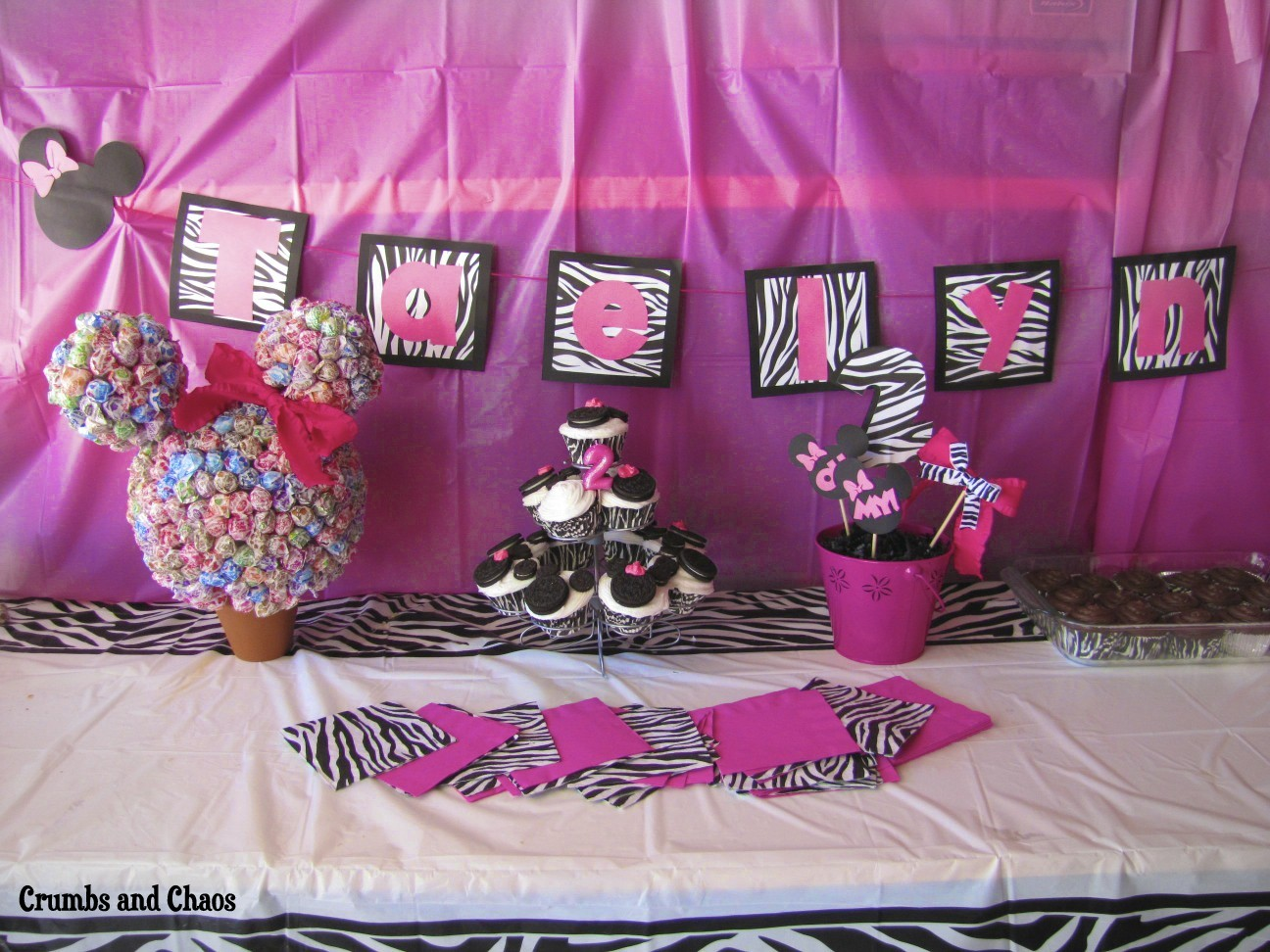 {Birthday Parties} The Minnie Mouse
