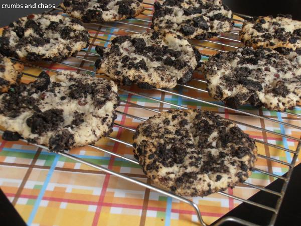 {Oreo Week} Oreo Cheesecake Cookies