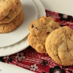 Cranberry and White Chocolate Cookies | Crumbs and Chaos #cranberries #cookies #white chocolate www.crumbsandchaos.net