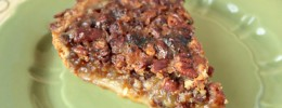 The Perfect Pecan Pie | Crumbs and Chaos #pie #dessert www.crumbsandchaos.net