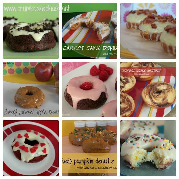The Best of Breakfast 2012 | Crumbs and Chaos #bakeddonuts  www.crumbsandchaos.net