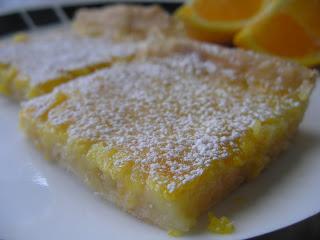citrus bars