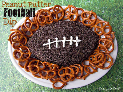 peanut butter football