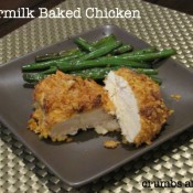 Buttermilk Baked Chicken
