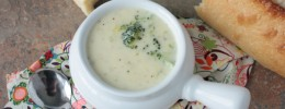 broccoli cheese soup feature