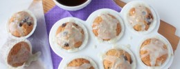 Lime Chocolate Chip Muffins | Crumbs and Chaos #muffins #lime #chocolate www.crumbsandchaos.net