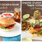 2 Easy meals Ideas using #KRAFTFreshTake | Crumbs and Chaos