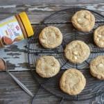 Easy Biscoff Cookies | Crumbs and Chaos #cookies #biscoff #spreadthelove @Biscoff