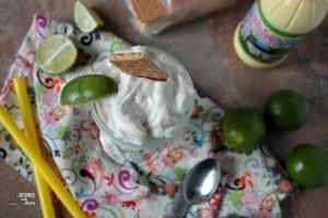 Key Lime Pie Milkshake | Crumbs and Chaos #keylime #milkshake #summer www.crumbsandchaos.net