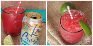 Refreshing Watermelon Coconut Cooler | Crumbs and Chaos #watermelon #summer #drink www.crumbsandchaos.net