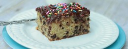 Chocolate Chip Butter Cake | Crumbs and Chaos #chocolate #dessert #cake www.crumbsandchaos.net