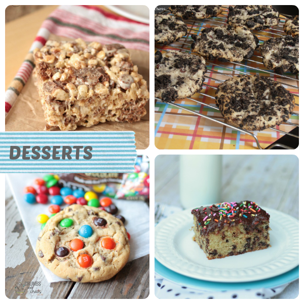Cookout Desserts | Crumbs and Chaos