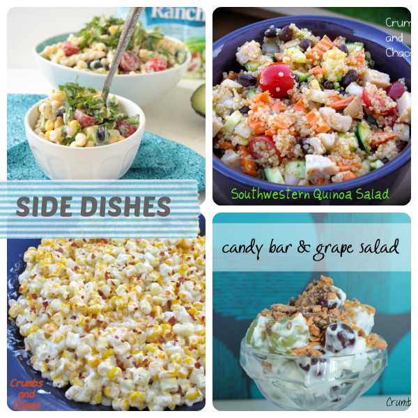 Cookout Side Dishes | Crumbs and Chaos