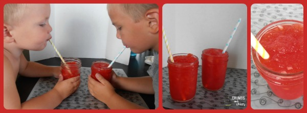 Kool-Aid Slushies | crumbsandchaos.net | #koolaid #slushies #slurpee #drinks