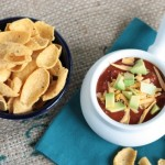 Tex-Mex Chili | Crumbs and Chaos #slowcooker #soup #chili www.crumbsandchaos.net