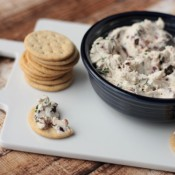Cranberry Pecan Spread | Crumbs and Chaos #appetizer #Thanksgiving www.crumbsandchaos.ne