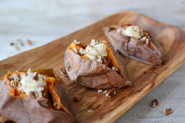 Maple-Butter-Sweet-Potatoes