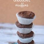 Double Chocolate Muffins | Crumbs and Chaos #muffins #chocolate www.crumbsandchaos.net