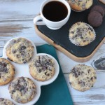 Thin Mint Streusel Muffins | Crumbs and Chaos
