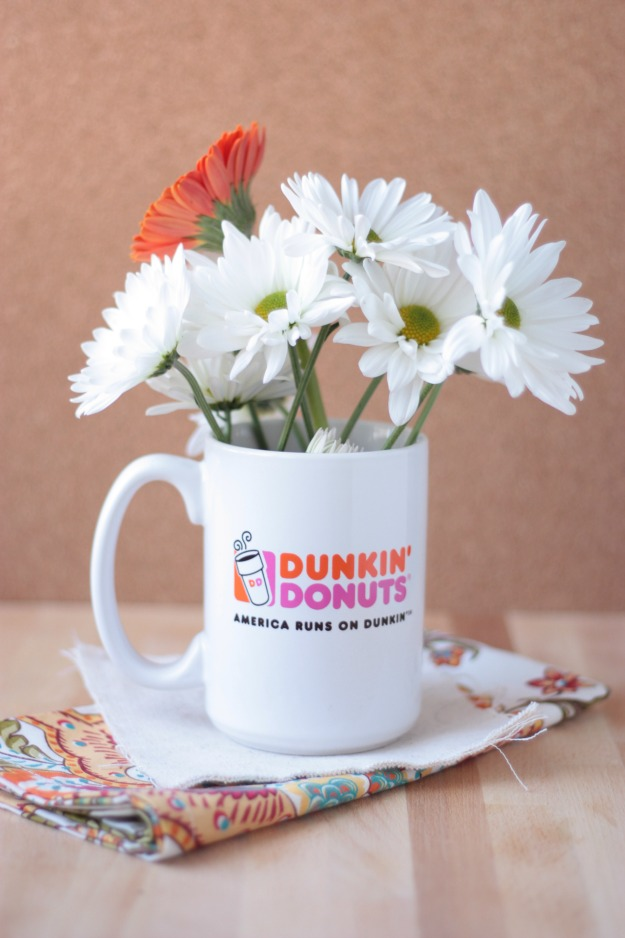 Dunkin' Mug Up | Crumbs and Chaos