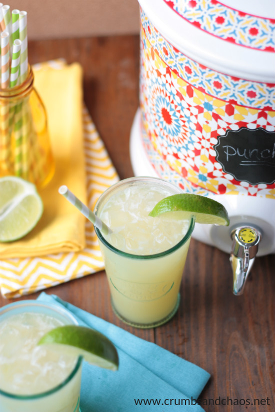 Pineapple Punch | Crumbs and Chaos
