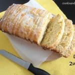Lemon Zucchini Bread | crumbsandchaos.net | #zucchini #bread