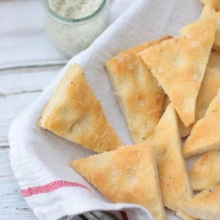 Easy Garlic Focaccia Bread
