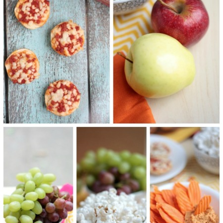 10 Snack Time Favorites