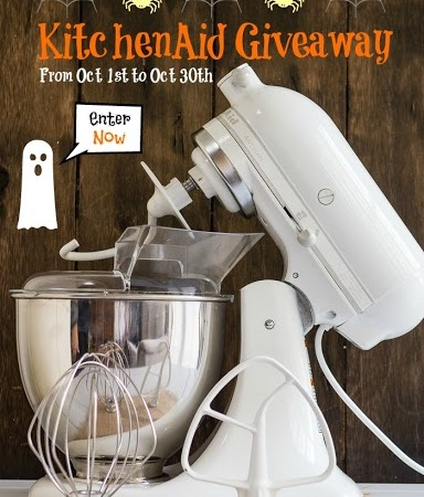 C&C Fall Faves – Recipe Edition {+ a KitchenAid Giveaway}