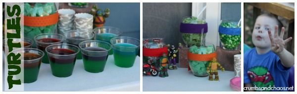 Turtles & Tiaras | crumbsandchaos.net | #ninjaturtles #tiara #princess #birthday #kids
