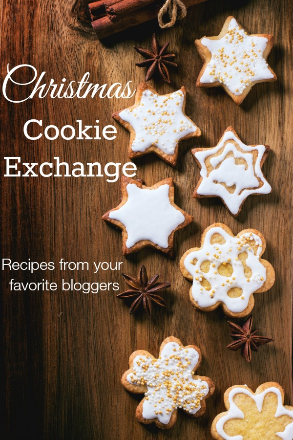 Christmas Cookie Exchange 2014 - recipes from your favorite bloggers