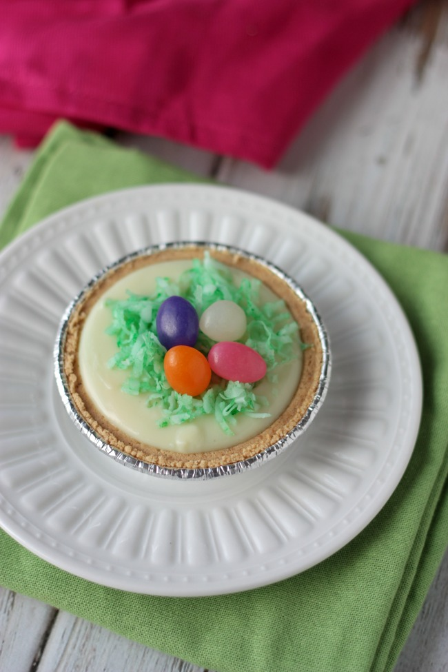 Mini Key Lime Tarts | Crumbs and Chaos
