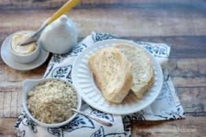 All Purpose Garlic Parmesan Seasoning | Crumbs and Chaos