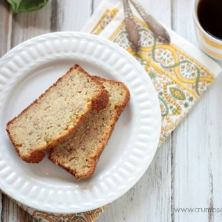 The Best Buttermilk Banana Bread