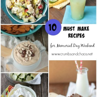 10 Must Make Recipes for Memorial Day Weekend {+ $100 Target gift card giveaway!}