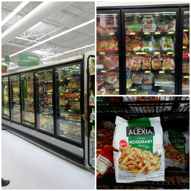 Walmart Collage