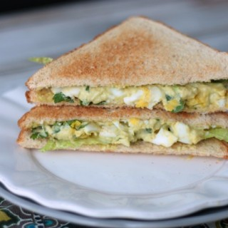 Southwest Egg Salad