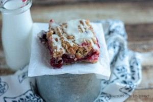 Summer's Best Slab Cherry Pie | Crumbs and Chaos