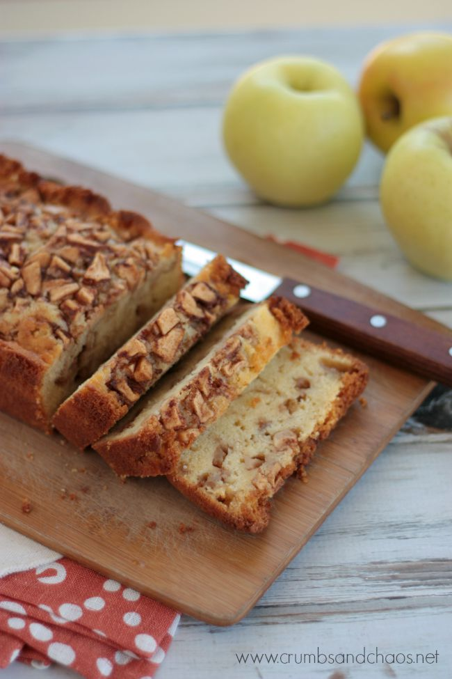 Easy Apple Cake | Crumbs and Chaos