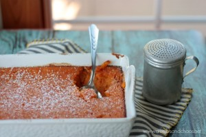 Carrot Souffle | Crumbs and Chaos