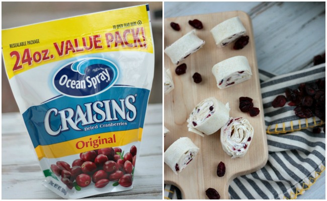 Craisins Collage